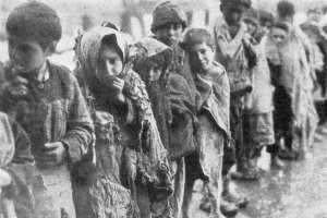 armenian children genocide